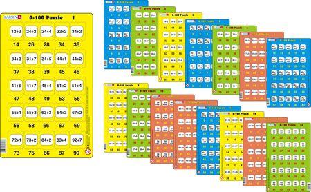 LA7 - 0-100 Puzzle