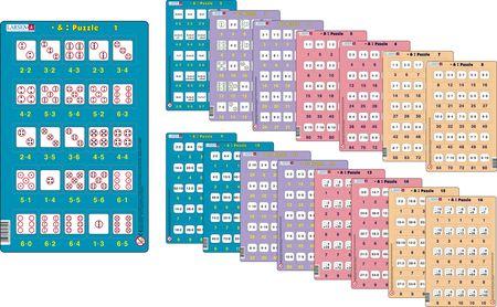 LA8 - • & : Puzzle