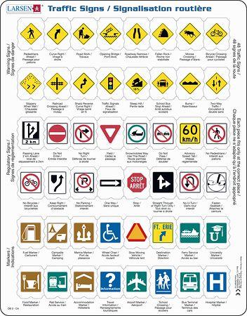 OB3 - Trafikkskilt