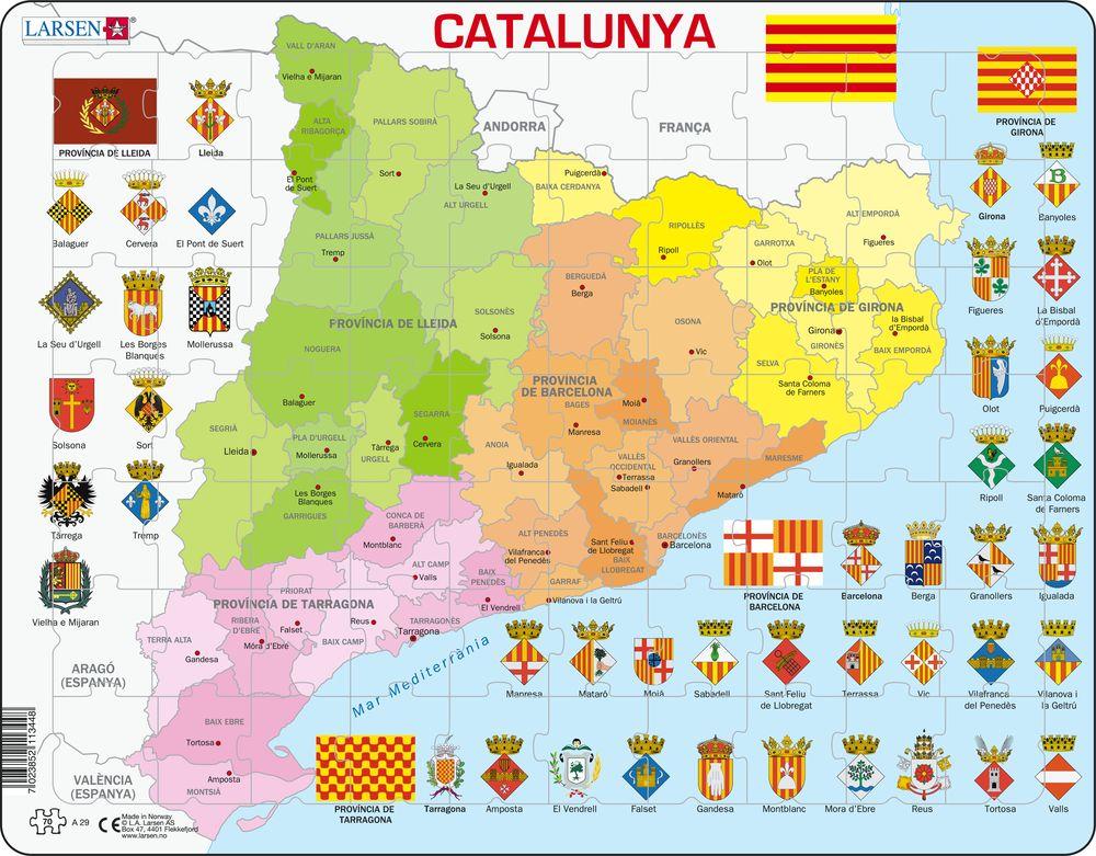 A29 - Catalonia political