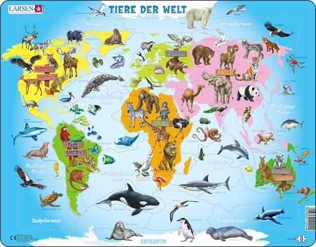 A34 - Animals of the World