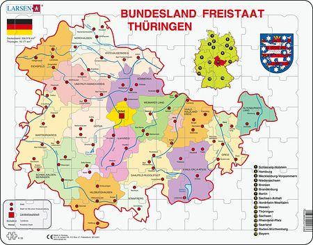 K33 - Freistaat Thüringen