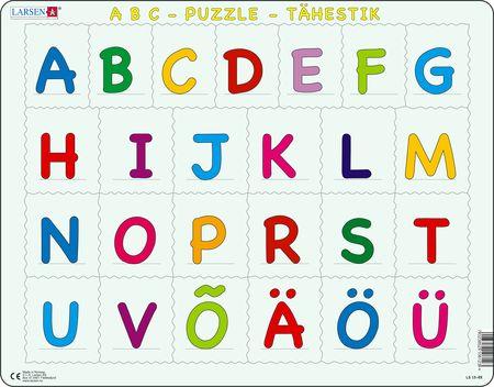 LS1325 - ABC-Puzzle
