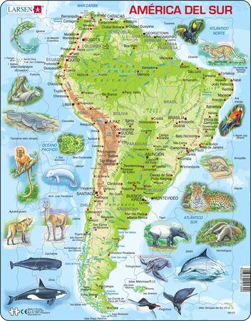 A25 - Sør Amerika