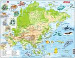 A30 - Asia Topographic Map