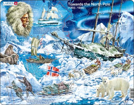 NB7 - Fram-Towards the North Pole