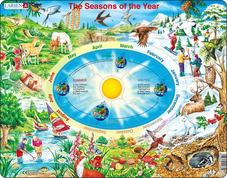 SS3 - The Seasons of the Year