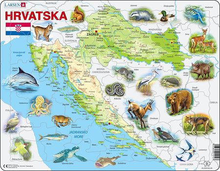 A19 - Croatia with Animals