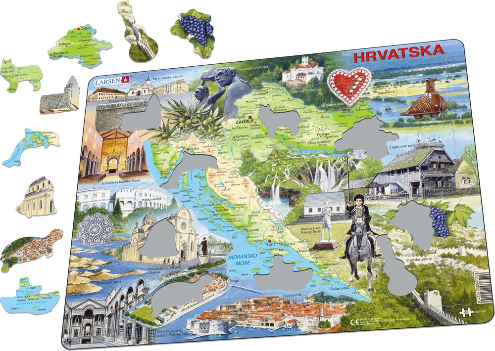 A21 - Croatia Attractions (Illustrative image 1)