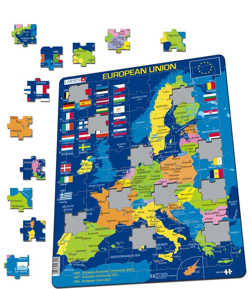 A39 - Den europeiske union (EU) (Illustrasjonsbilde 1)