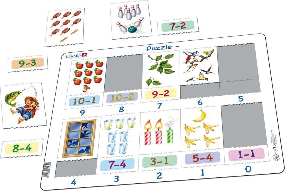 AR19 - Puzzle Minus (Illustrasjonsbilde 1)