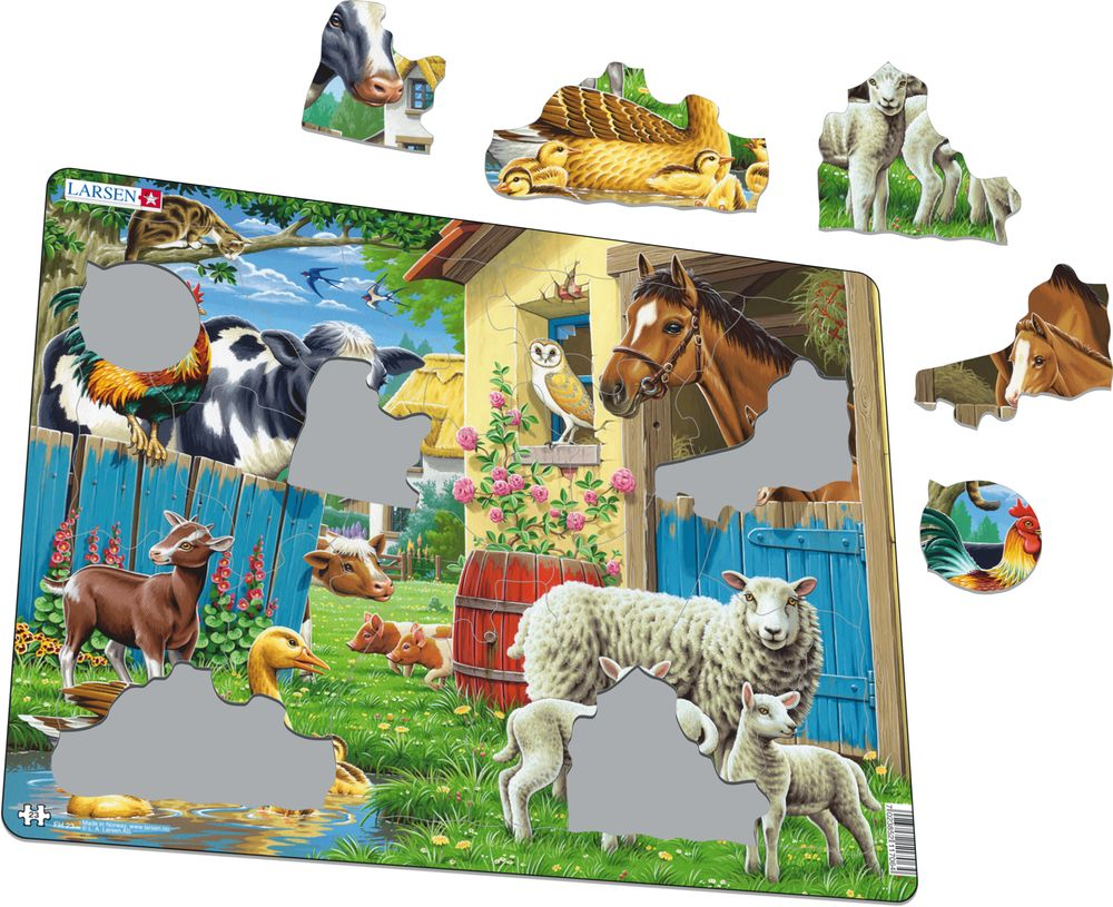 FH23 - Farm Animals (Illustrative image 1)