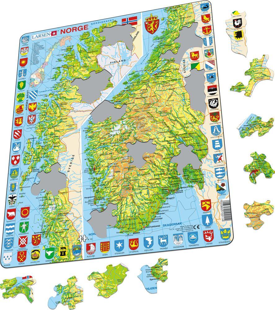 K10 - Norge (Illustrasjonsbilde 1)