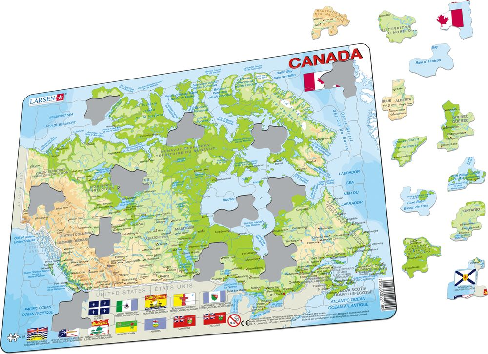 K19 - Canada (Illustrasjonsbilde 1)