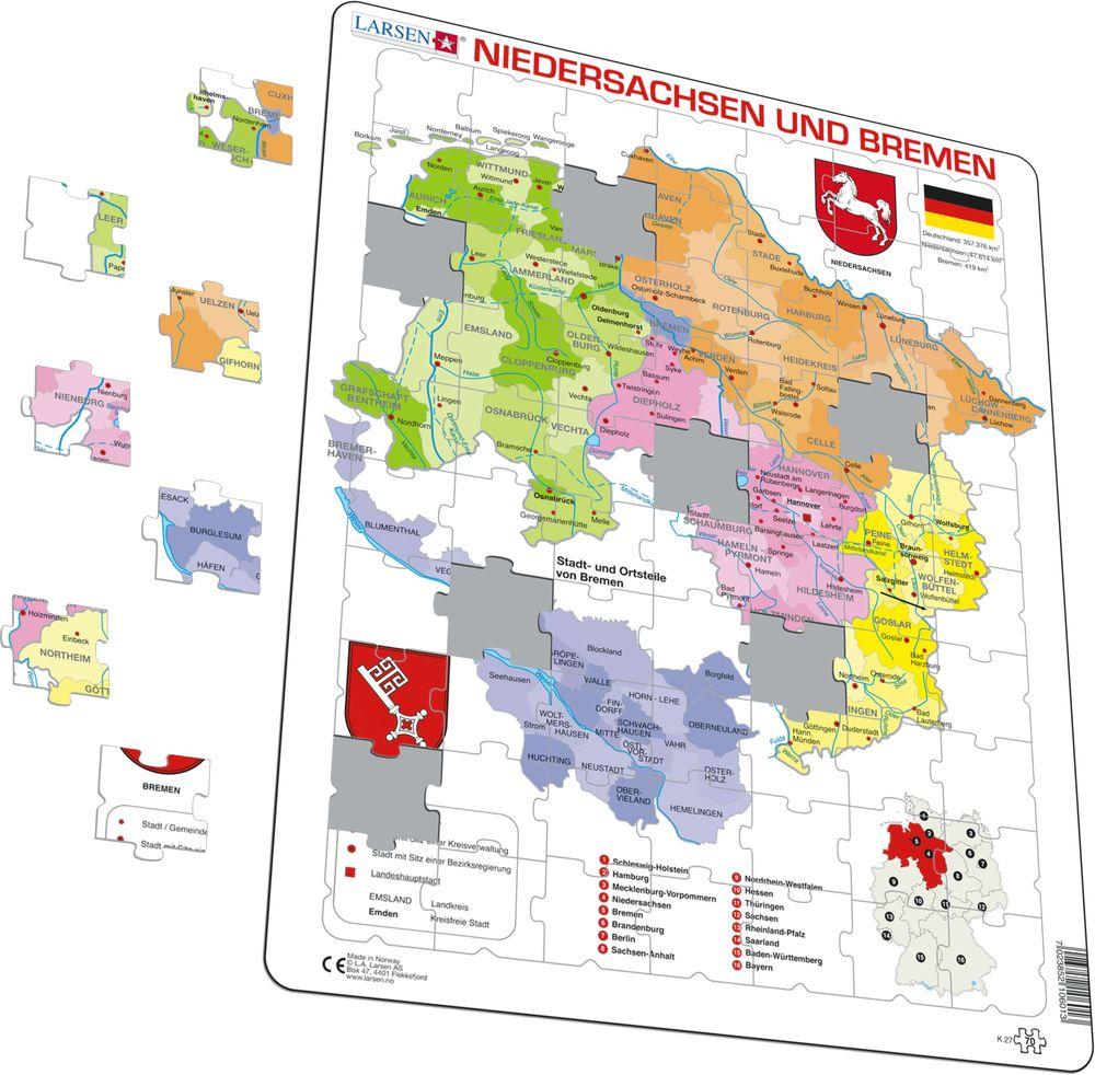 K27 - Bremen og Niedersachen (Illustrasjonsbilde 1)