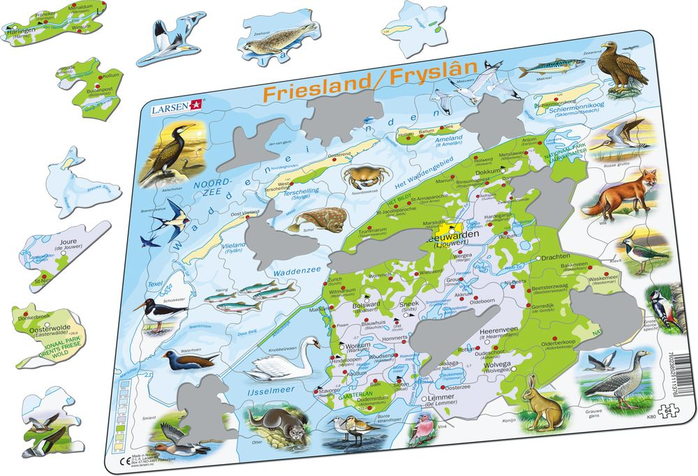 K80 - Friesland Physical with Animals (Illustrative image 1)