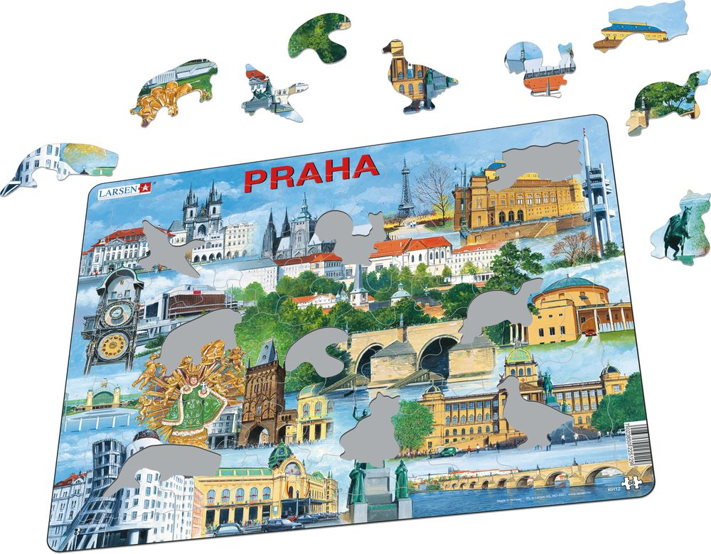 KH12 - Prague Souvenir (Illustrative image 1)