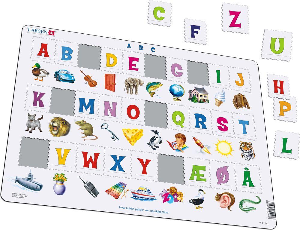 LS829 - Lær bokstavene(29) (Illustrasjonsbilde 1)