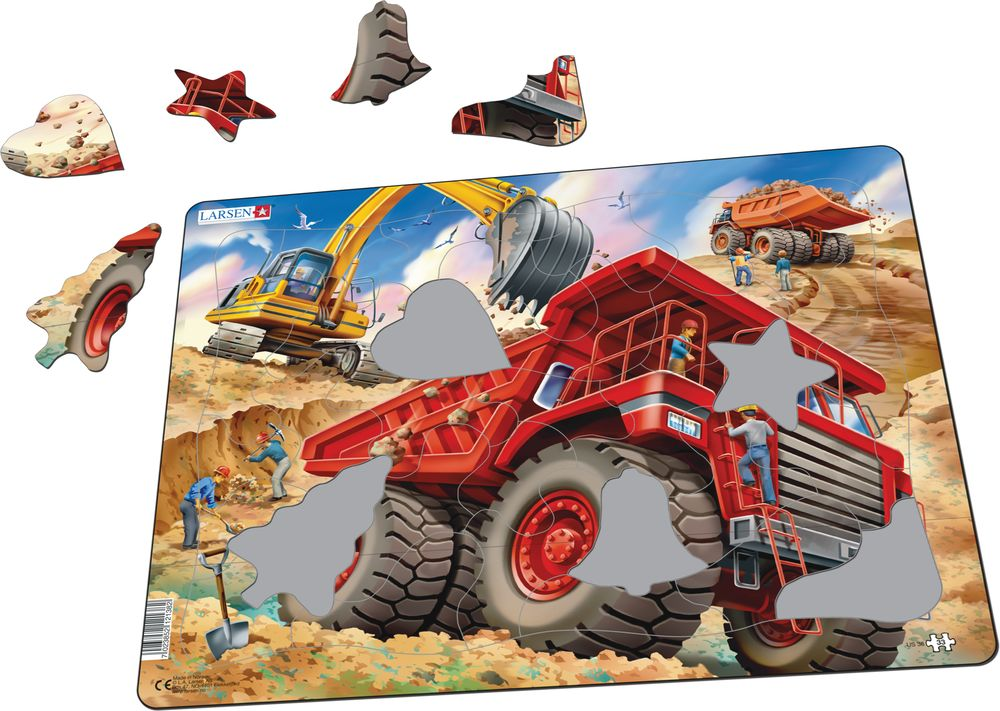 US36 - Giant Dump Truck (Illustrative image 1)