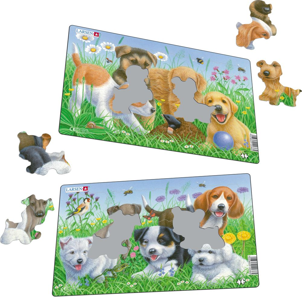 CU4 - Puppies (Illustrative image 1)