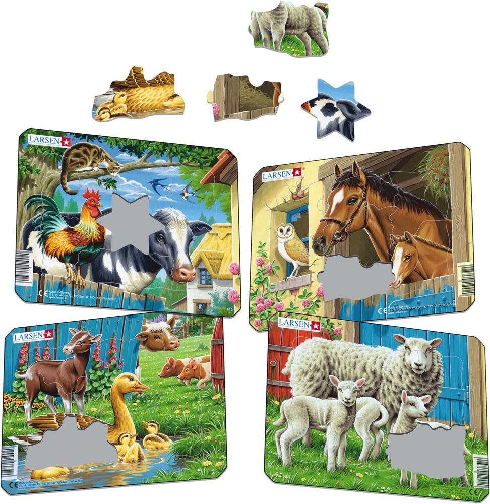 M5 - Farm Animals (Illustrative image 1)