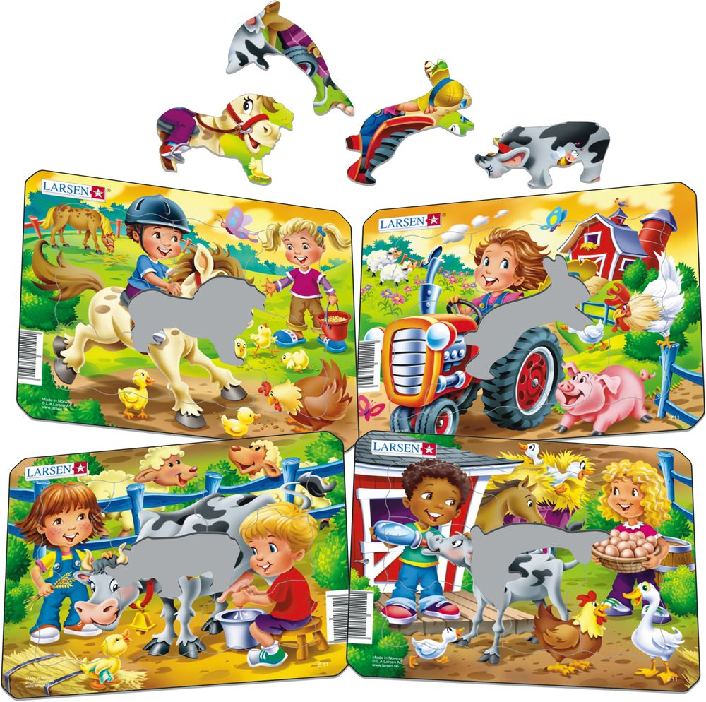 Z11 - Farmkids mini (Illustrative image 1)