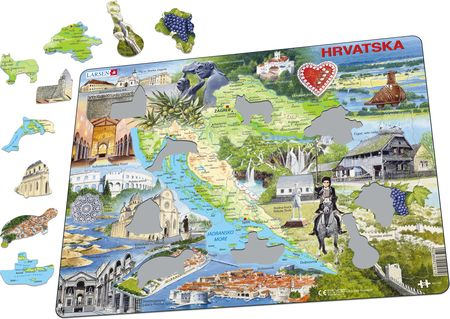 A21 - Croatia Attractions