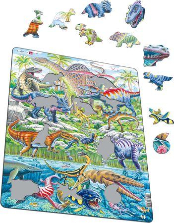 FH49 - Dinosaurer som flyr, løper og dykker