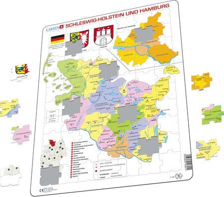 K28 - Hamburg og Schleswig-Holstein