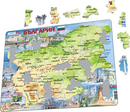 K52 - Bulgaria-Attraksjoner