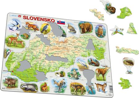 K73 - Slovakia Physical with Animals