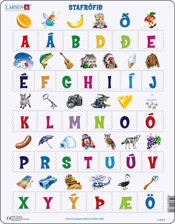 LS832 - Lær bokstavene(32)