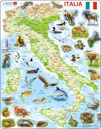 K83 - Italy Physical with Animals
