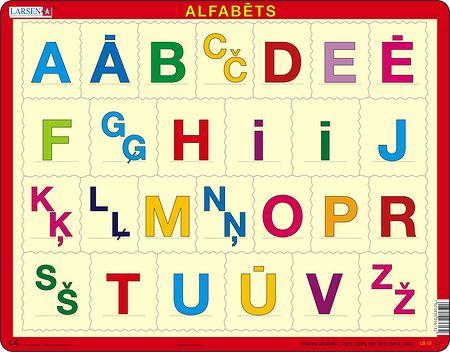 LS1326 - ABC-Puzzle
