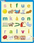 LS22 - Lær bokstavene (små)