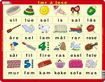LS27 - Lær å lese (små bokstaver)