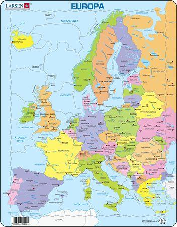 A8 - Europa Politisk