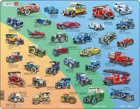 HL8 - Historiske biler