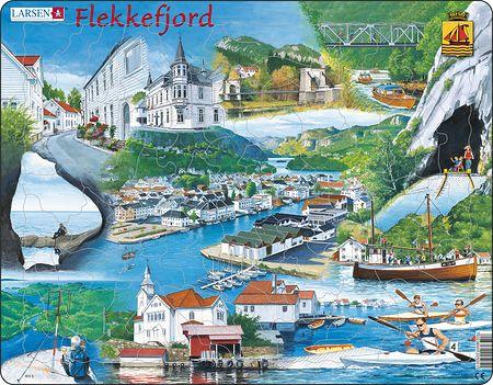 KH5 - Flekkefjord Suvernir
