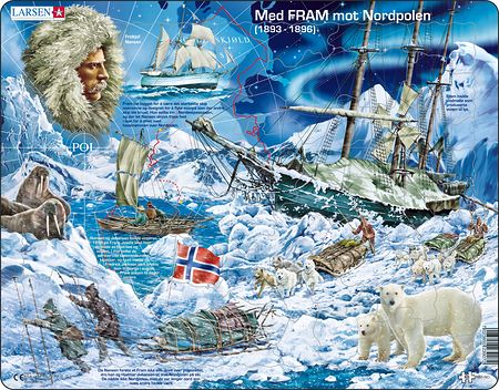 NB7 - Med FRAM mot Nordpolen