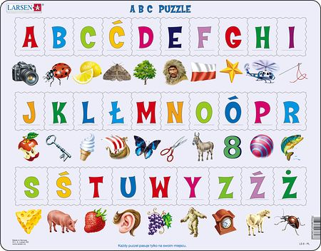 LS829 - Learn the Alphabet: 29 Upper Case Letters