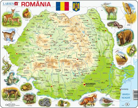 K67 - Romania Physical with Animals
