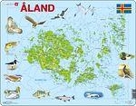 A12 - Åland Fysisk med Dyr