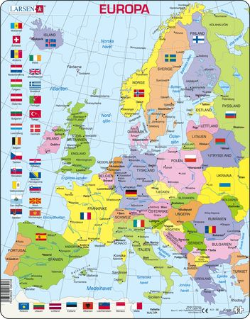K2 - Europe (tall format)