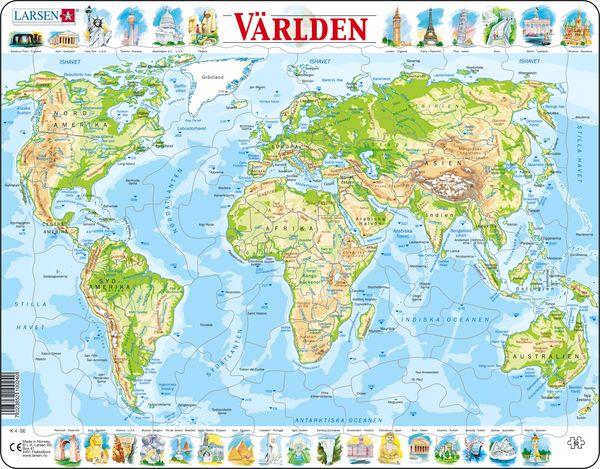 Larsen as puzzles