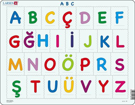 LS1329 - ABC-Puzzle