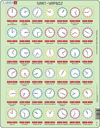 OB7 - Lær klokken