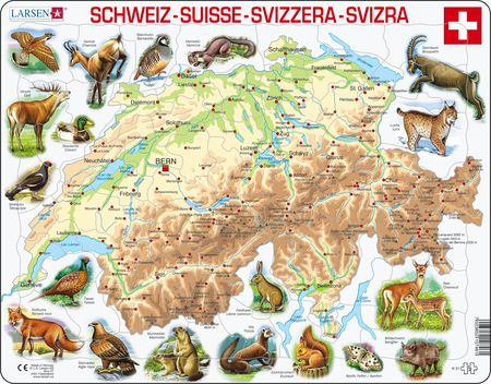 K51 - Switzerland Physical w/animals