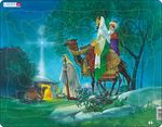 C7 - The three wise men (arriving at Baby Jesus Manger)