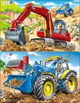 U19 - Traktor og Gravemaskin